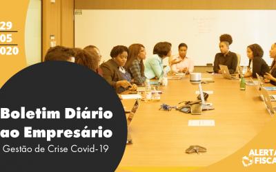 Prefeitura de São Paulo declara continuidade em quarentena e só será permitida a abertura gradativa de alguns setores da economia após envio de protocolo e aprovação, e mais!
