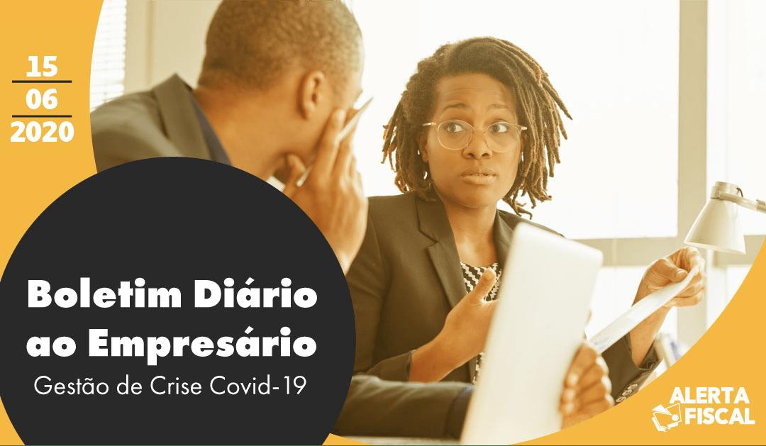 Governo do Espírito Santo altera medidas de enfrentamento da Covid-19, e mais!