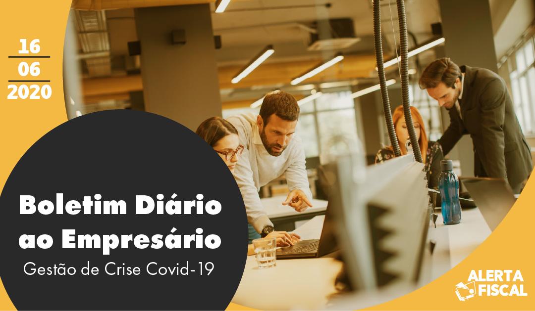 Rio de Janeiro prorroga a validade das certidões de regularidade fiscal emitidas pela Dívida Ativa até 31 de julho, e mais!