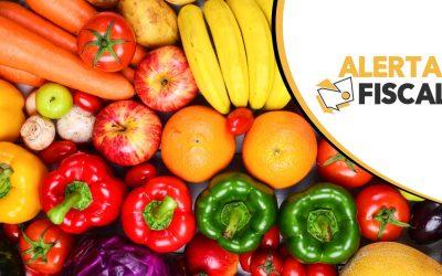 Por dentro da isenção tributária nos produtos hortifrutigranjeiros